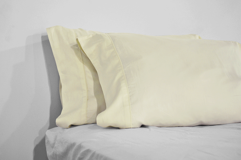 Set Renue de Pillowcase Standard Cream